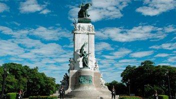 Declaran Monumento Histórico Nacional al del General Urquiza en Paraná