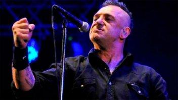 El cantante Ricardo Iorio irá a juicio por amenazar a un policía