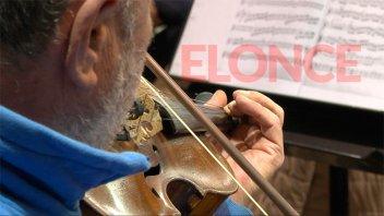 La Sinfónica de Entre Ríos estrena en Paraná obras de Serguéi Prokófiev