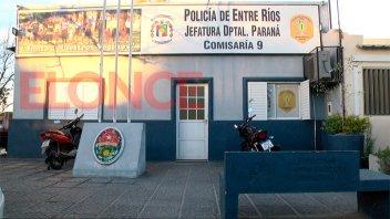 Encapuchados asaltaron vivienda en Paraná: Encerraron a niñera y a dos chicos