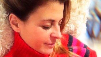 Eugenia Tobal contó por qué prefiere tener a su hija por cesárea