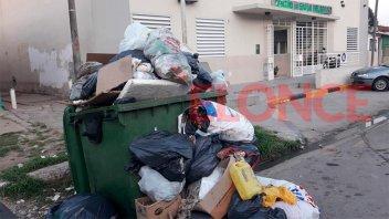 Cayó 17,1% el servicio de recolección de residuos debido a la crisis