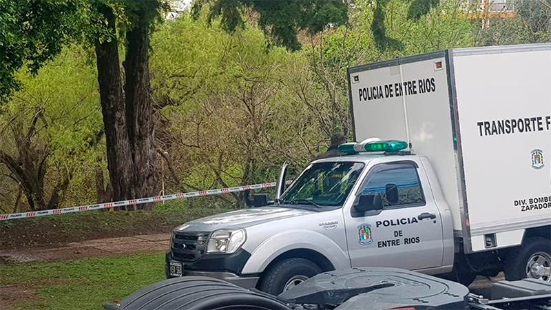 Hallaron muerta a una mujer en la zona del Paseo Jardín