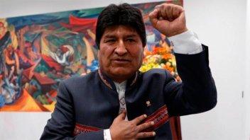 Confirmaron el triunfo en primera vuelta de Evo Morales en Bolivia