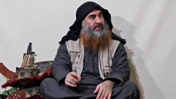 Donald Trump confirmó la muerte del líder del Estado Islámico