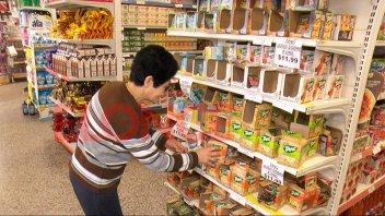 La inflación de octubre fue de 3,3 por ciento y acumula 42,2 en el año