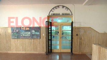 La escuela secundaria Berduc abre sus inscripciones
