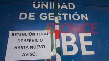 Retención de servicios: Permanece cerrada la oficina de SUBE en Paraná