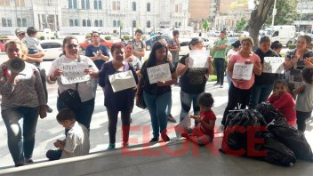 Sin servicios municipales en Paraná: La Asamblea Ciudadana acudió a la Justicia