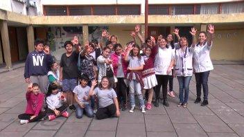 Ayudar hace bien: La Escuela Zubiaur se suma a Once por Todos