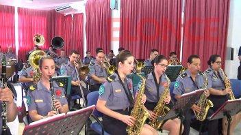 La Banda de Música de la Policía cerrará la fiesta solidaria de Once por Todos
