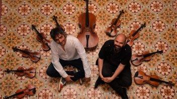 Luis Barbiero, Yamil Isaac y la Camerata Galeana se presentan en La Vieja Usina