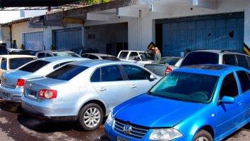Se podrán ver vehículos oficiales que serán rematados: el detalle de los rodados