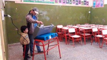 Los salteños eligen un nuevo gobernador, tras 12 años de gestión de Urtubey