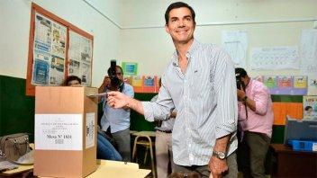 Urtubey dijo que el lunes inicia la transición con el gobernador electo en Salta