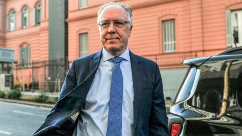 Guillermo Nielsen estaría al frente de Economía.
