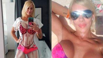 Mónica Farro desmintió los rumores de infidelidad con una foto