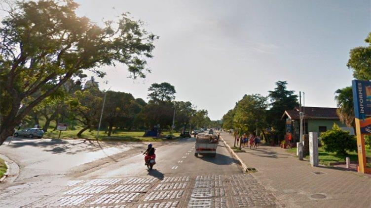 Una camioneta atropelló a un niño en la Costanera de Paraná: Fue hospitalizado