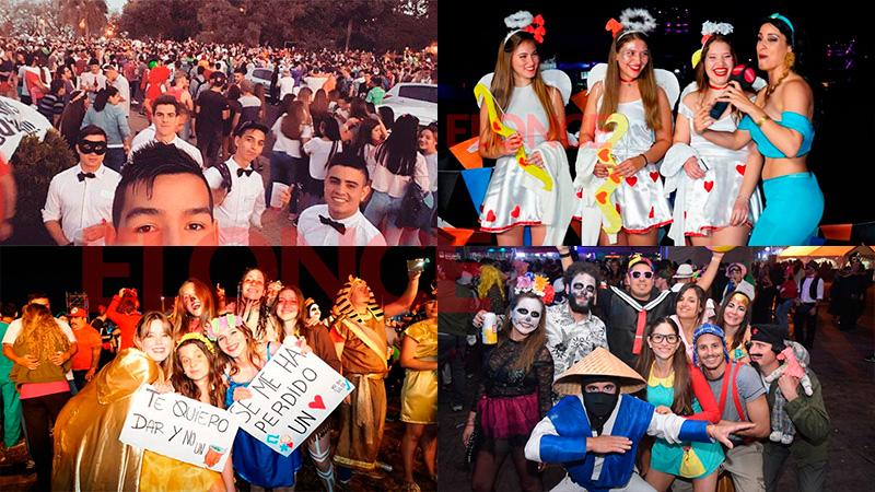 Paraná palpita la Fiesta de Disfraces: Desde la previa, seguila por Elonce