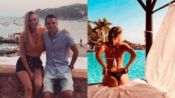 Románticas palabras de Romanela Amato por sus 13 años de amor con Javier Saviola