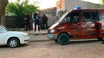 Allanamientos por venta de droga: Incautaron cocaína y detuvieron a dos personas