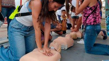 Salvar Vidas: Gran convocatoria al Tercer Maratón de RCP