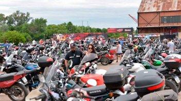Más de 17 mil motos participaron de una expo en Gualeguaychú