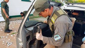 Secuestraron 166 kilos de droga en la Ruta 14: Estaba oculta en la carrocería