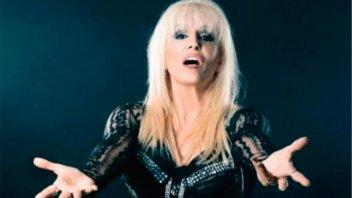 Valeria Lynch se cambió el apellido y presentará un disco de rock