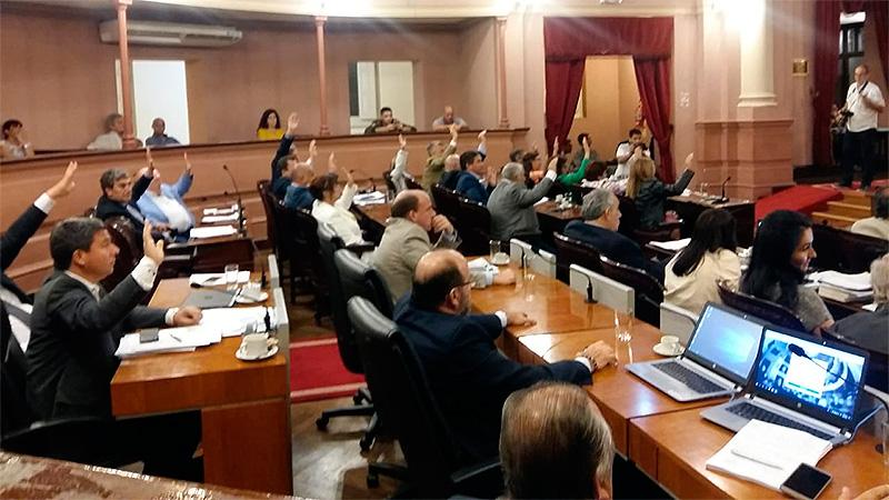 Diputados aprobaron el proyecto de presupuesto provincial 2020