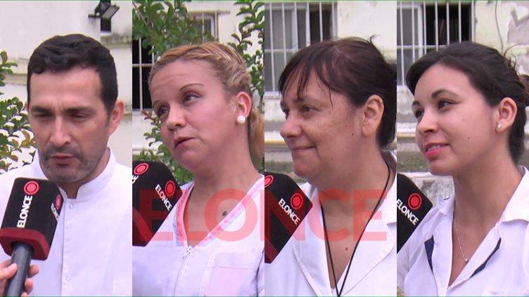 Testimonios en el Día de la Enfermería, una profesión