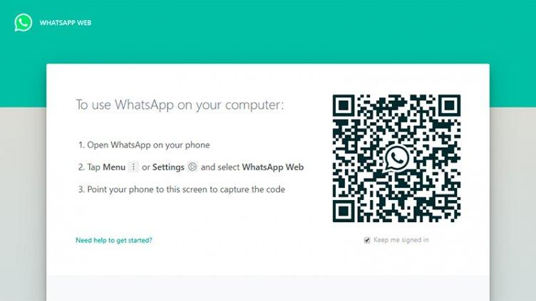 La versión web de WhatsApp cambió su idioma y está en inglés