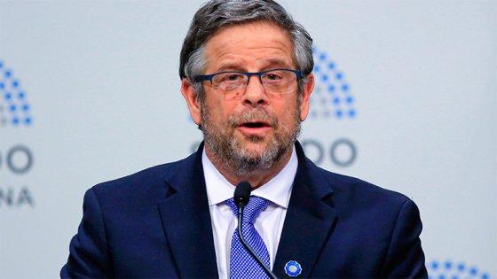 Adolfo Rubinstein presentó la renuncia como secretario de Salud