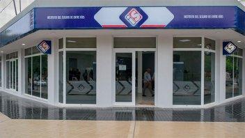 El Instituto del Seguro inauguró una nueva y moderna agencia en Crespo