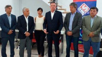 Destacan la inauguración de nueva agencia del IAPSER en Concepción del Uruguay