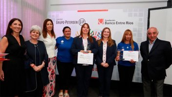 Fundación Banco Entre Ríos otorgó la Distinción al Compromiso Social 2019