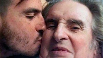 El emotivo video de su hijo que muestra cómo está Santiago Bal