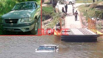 El balsero de Villa Urquiza contó cómo ocurrió el accidente en el arroyo: Video