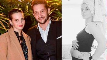 Sabrina Garciarena habló de la intimidad con Paoloski, embarazada de tres meses