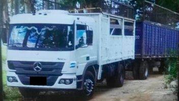 Recuperaron un camión robado de una playa de estacionamiento