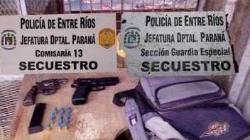 Nuevos allanamientos y una detención por tiroteos en barrio Perejil