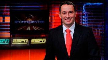 Conocido periodista deportivo fue despedido del canal donde trabajaba