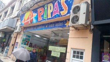 Cierra tradicional juguetería de Paraná: Los motivos de la decisión