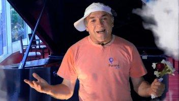 Video: Ricardo Leguízamo contó cómo sería su