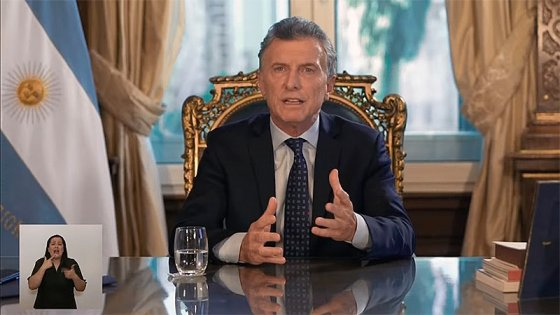 Lo más destacado del discurso de Macri: Destacó logros y deslizó autocríticas