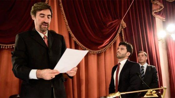 Sesión preparatoria en Diputados: Giano es el nuevo presidente de la Cámara
