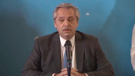 En vivo: Alberto Fernández presenta a los integrantes de su Gabinete