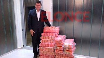 Once por Todos: FEDECO donó 400 kilos de arroz