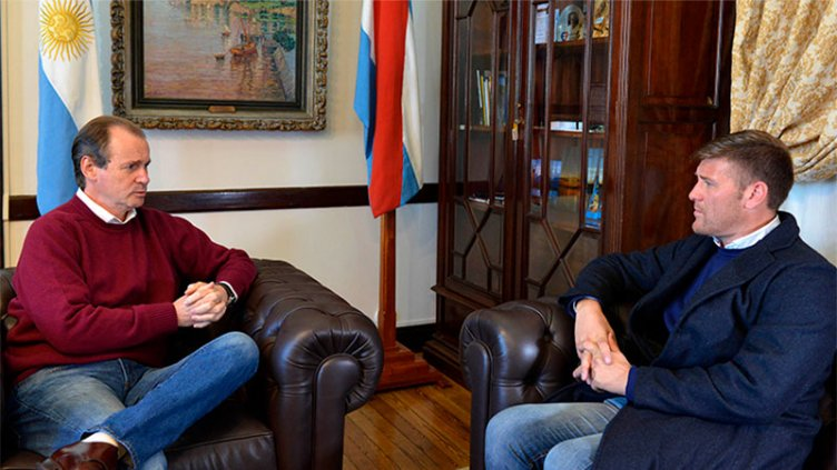 Bértoli será el titular del Becario y Treppo de la Unidad Ejecutora Provincial