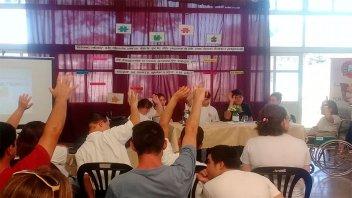 Se creó la primera cooperativa escolar de la Modalidad de Educación Especial